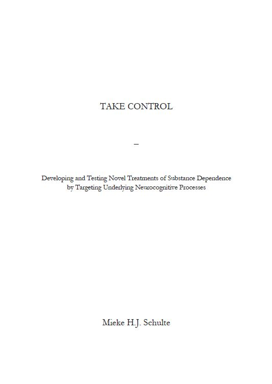 Schulte Thesis